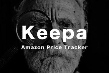 Amazonで買い物するなら使わなければ損!拡張機能「Keepa」で最安値検索と安値通知を利用してお得に買物しよう